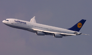 Photo of A340-200
