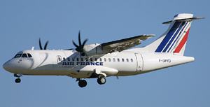 Photo of ALENIA ATR-42-500