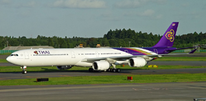 Photo of A340-600