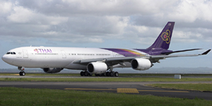 Photo of A340-500