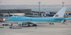 Photo of 747-300