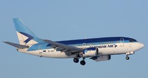 Photo of 737-500