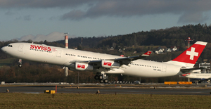 Photo of A340-300