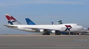 Photo of 747-200