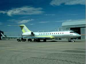 Photo of Global Express