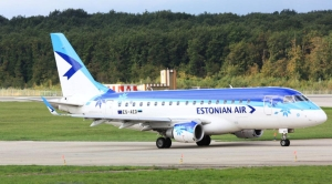 Photo of Embraer 170